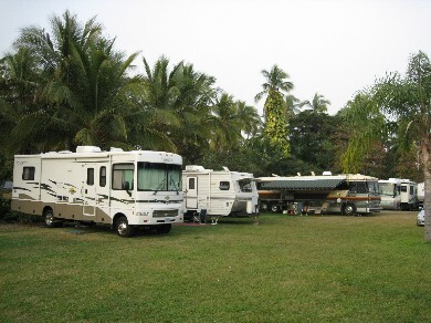 hidden treasure RV Paraiso Miramar